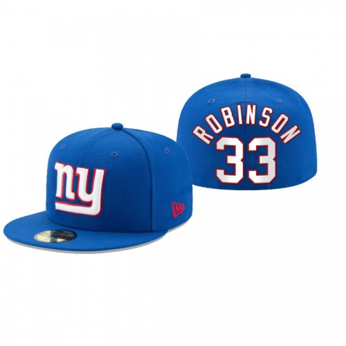 Aaron Robinson Giants Royal Omaha 59FIFTY Fitted Hat