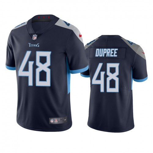 Bud Dupree Tennessee Titans Navy Vapor Limited Jersey